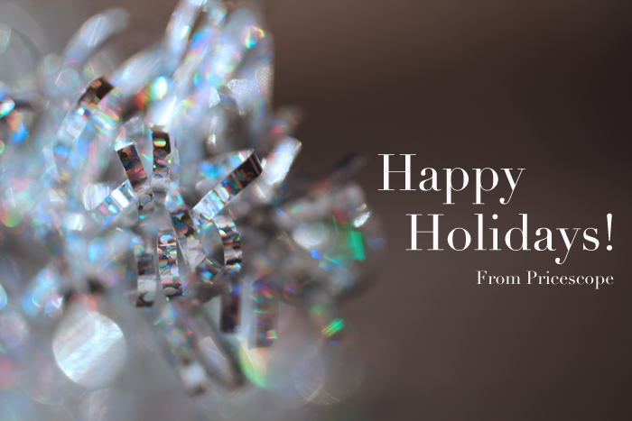 Happy Holidays from Pricescope!