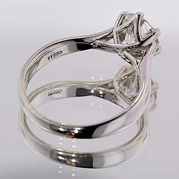 High Performance Diamonds: Vatche Royal Crown diamond engagement ring
