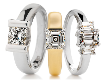 Diamond Engagement Rings from Holloway Diamonds
