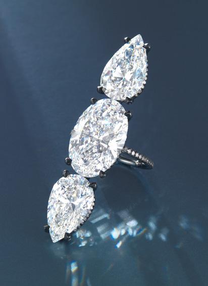 3-diamond ring by JAR - Christie's Hong Kong