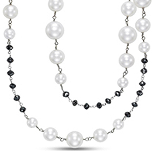Mastoloni's New Pearl Necklace