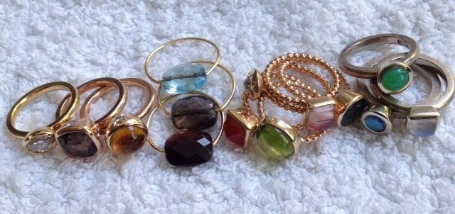 Acinom's Colorful Gemstones Collection (Stackables) - image by Acinom