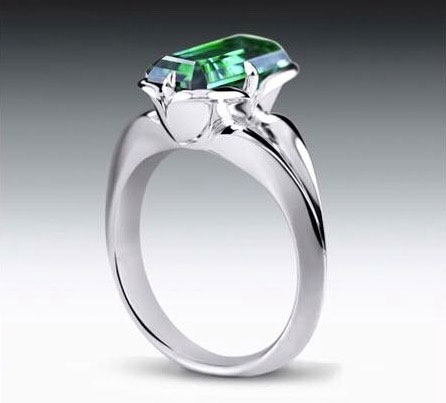 Acinom's Colorful Gemstones Collection (Emerald) - image by Alistair Kelsey