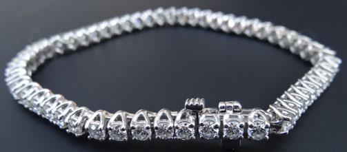 ZoeCadiz's Classy Eternity/Tennis Bracelet (Overview) - image by ZoeCadiz