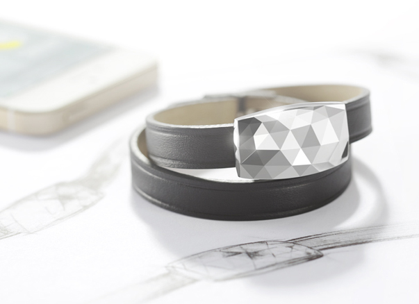 JUNE bracelet by Netatmo measures sun exposure