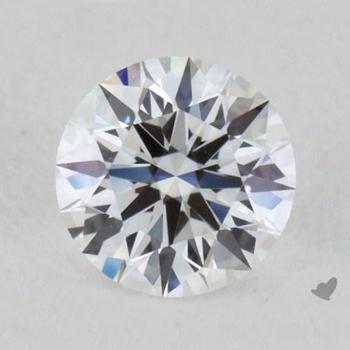 D-IF diamond pendant from James Allen