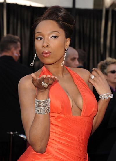Jennifer Hudson 2011 Oscars