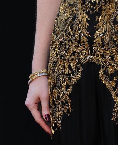 Jessica Chastain 2012 Academy Awards