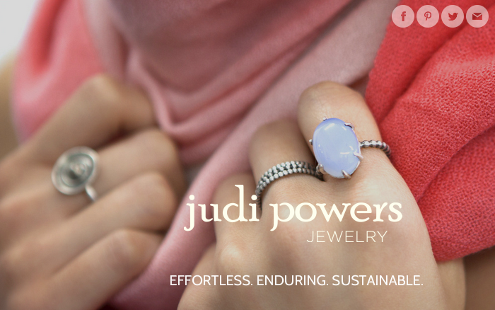 Sustainable Jewelry by Judi Powers