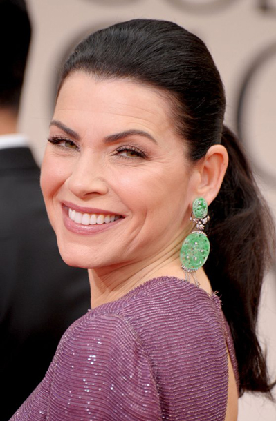 Julianna Margulies 2012 Golden Globes