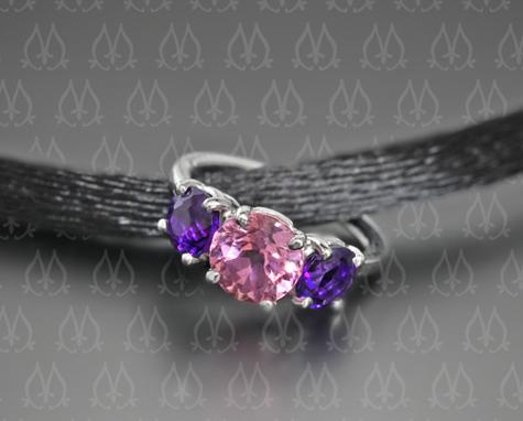 La Petite pendant by Leon Mege