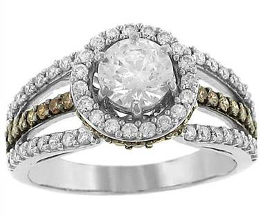 Le Vian YPYI268 Le Vian® Halo Style Diamond Engagement Ring