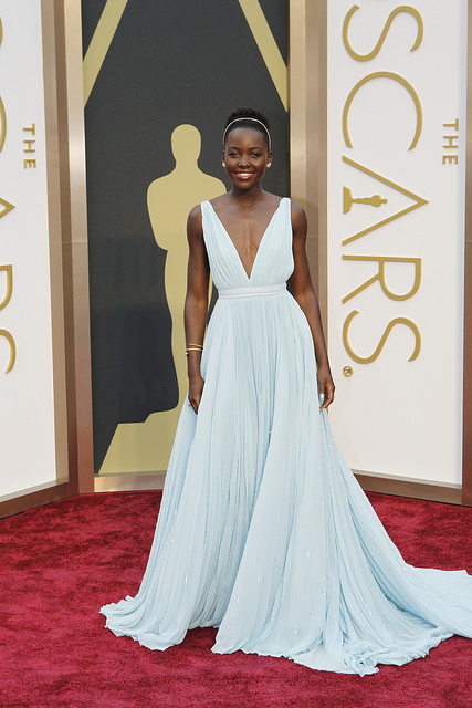Lupita Nyong'o by Disney | ABC Television Group is licensed under CC BY 2.0