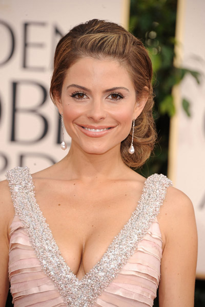 Maria Menounos 2011 Golden Globes