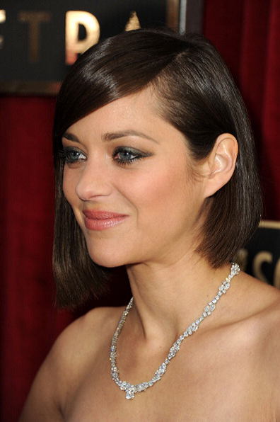 Marion Cotillard in Chopard at the 2013 SAG Awards