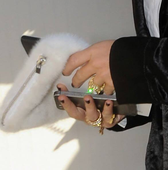 Mary-Kate Olsen's engagement ring