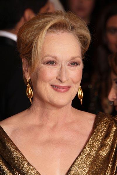Meryl Streep 2012 Academy Awards