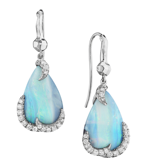 Mimi So ZoZo boulder opal earrings
