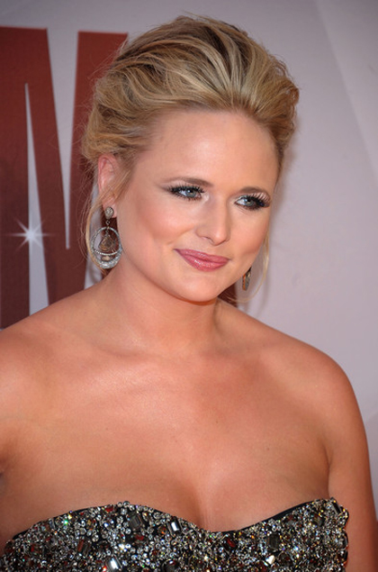 Miranda Lambert at the 2011 CMA Awards