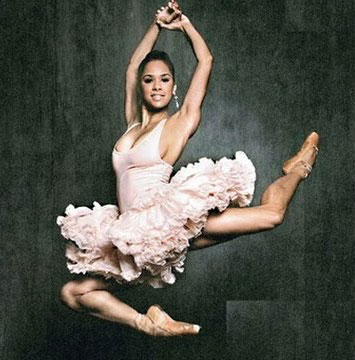 Misty Copeland, Photo:  YouTube | Marina Alexandreas