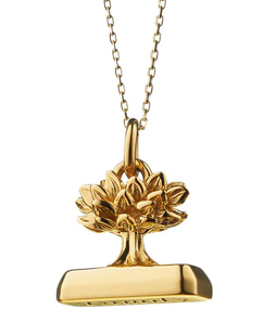 Family tree charm by Monica Rich Kosann
