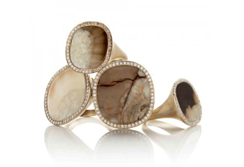Monique Péan rings