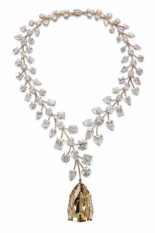 The Mouawad L'Incomparable Diamond Necklace