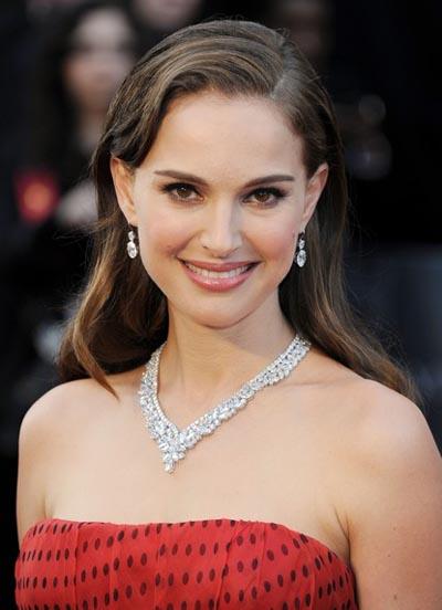 Natalie Portman 2012 Academy Awards