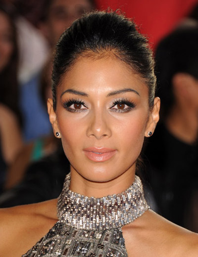 Nicole Scherzinger Diamond in the Rough Earrings