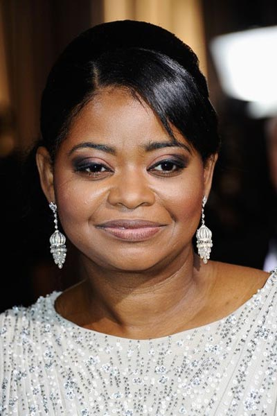 Octavia Spencer 2012 Academy Awards