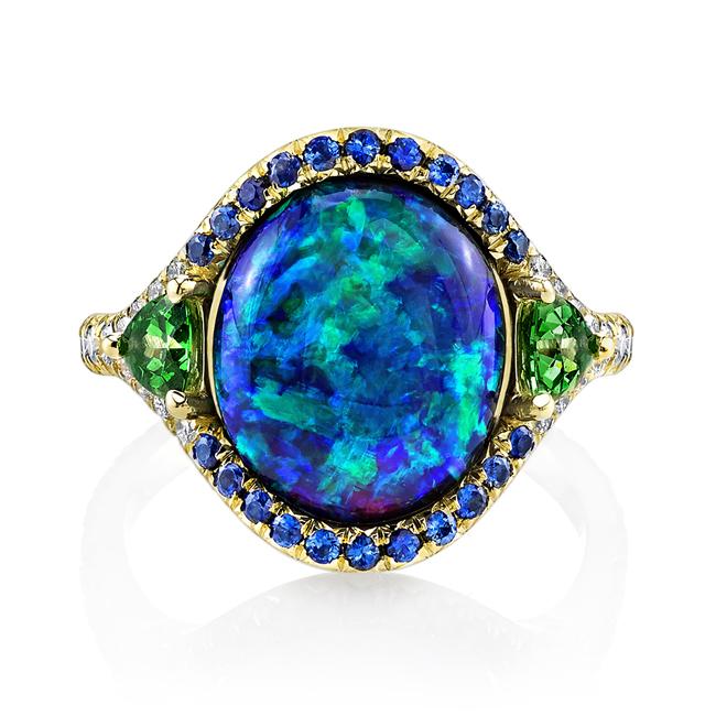 2015 JCK Jewelers' Choice Awards Grand Prize Omi Privé