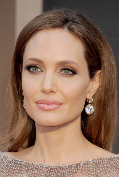 2014 Oscars Angelina Jolie in Robert Procop