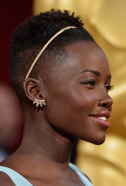 2014 Oscars Lupita Nyong'o Fred Leighton