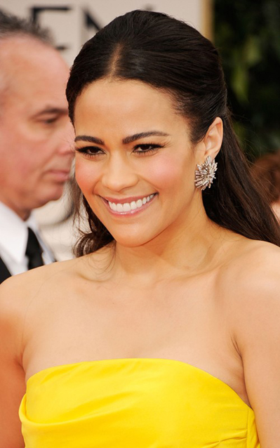 Paula Patton 2012 Golden Globes
