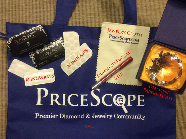 PriceScope 2015 5th Annual GTG Favors - image by Linh Pilipchak
