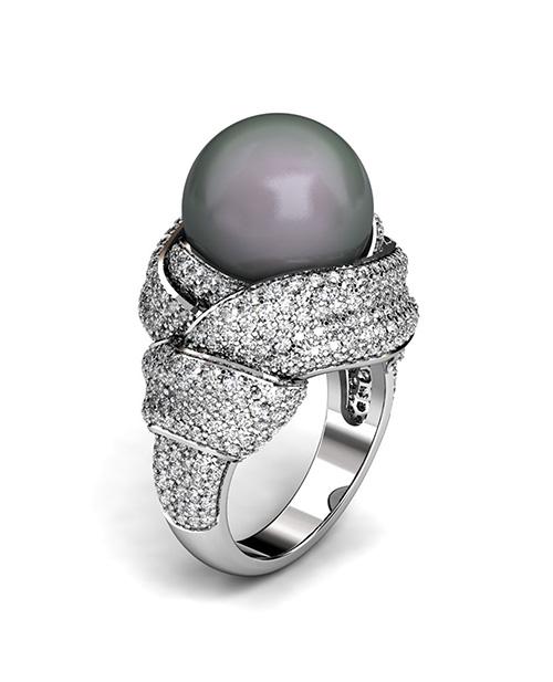 2013 International Pearl Design Contest Winner by Stanislav Drokin