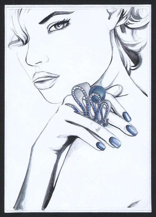 2013 International Pearl Design Contest Winner by Mark Schneider