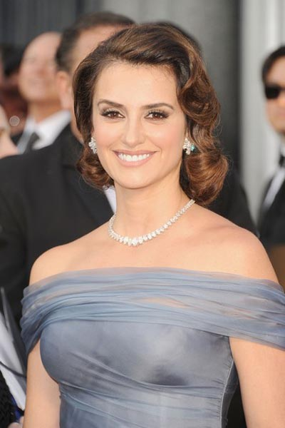 Penelope Cruz 2012 Academy Awards