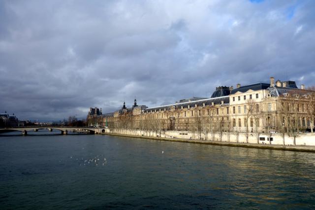 Pont des Arts bridge in Paris shared by marcdc