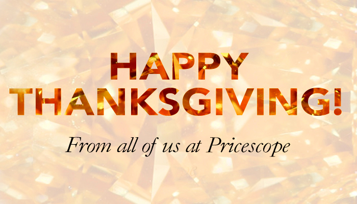 Happy Thanksgiving Day from Pricescope