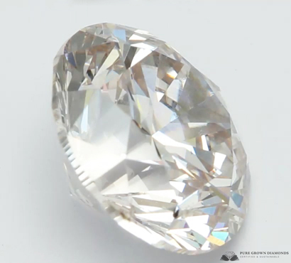 Pure Grown Diamonds - 3-carat lab-grown diamond