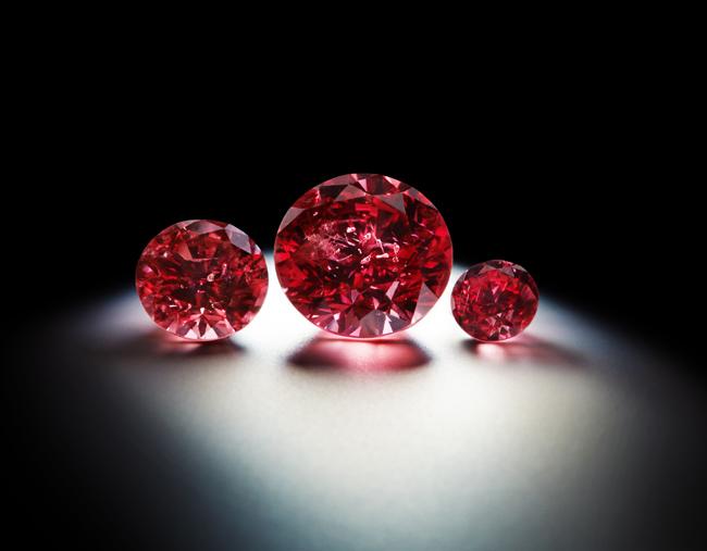 Rare Red Diamonds To Heat Up Rio Tinto S Argyle Tender