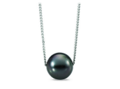 Tahitian cultured pearl pendant from Ritani