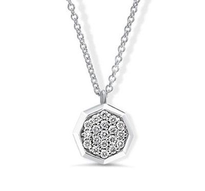 Door Prize PS GTG 2016:  Signature Diamond Octagon Pendant from Ritani