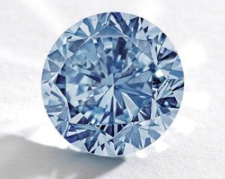 7.59-carat Premier Blue diamond