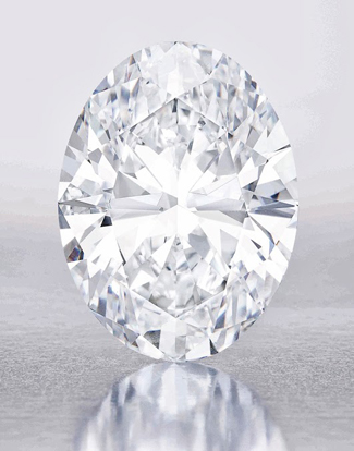 118-carat 'egg-sized' diamond sells for record $30 million