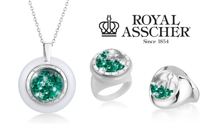 Royal Asscher's Diamond Empowerment Jewelry collection