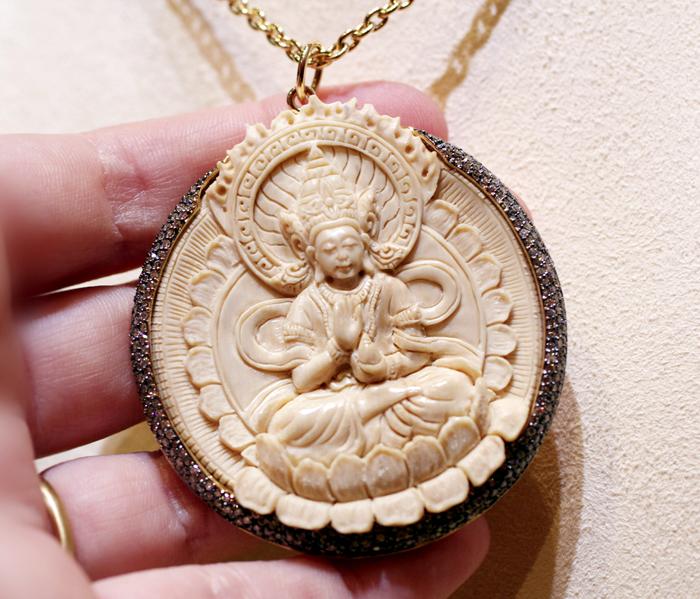Ivory buddha pendant images ivory buddha pendant sitting buddha pendant sitting buddha pendant source abuse report mozeypictures Choice Image
