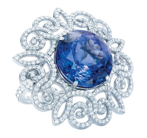 Tiffany Tanzanite Ring Price