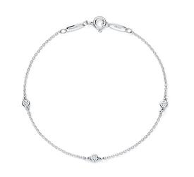 Tiffany Diamonds by the Yard Bracelet